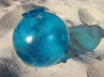 Hand Blown Glass Fishing Floats